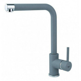 Aquasanita TAP 5553-202 kitchen mixer, high, Al metalica