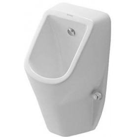 Duravit D-Code urinal, wall water inlet 0829300000