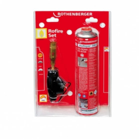 Rothenberger burner set Multigas 300 RO-FIRE, without piezo, 35428