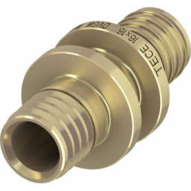 TECEflex 296426 axial system pipe connection 16x16mm