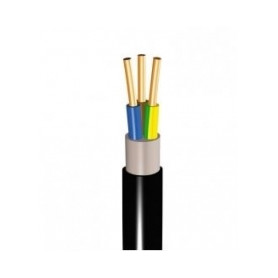 Pump power cable CYKY 4x2,5, 0.75kV (ground), S148050