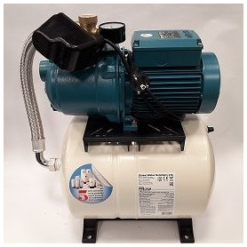 Calpeda water supply pump with pressure tank NGLm 2/80-PWB-24H 0,55kW 230V 50Hz