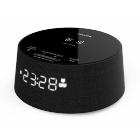 Philips TAPR702/12 clock radio, with bluetooth/ wireless Qi charger