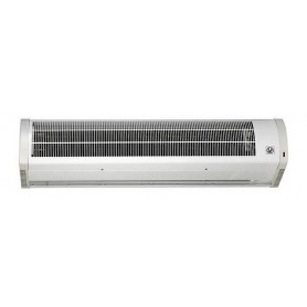 S&P electric air curtain COR-3.5-1000 N, with regulator