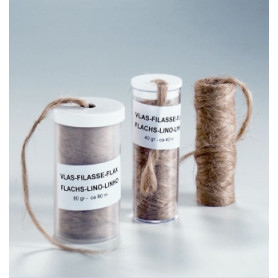 Linen in spool for thread sealing, 40g