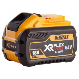 DeWALT akumulators XR FlexVolt 9.0Ah, DCB547-XJ