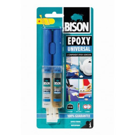 Bison līme EPOXY UNIVERSAL (24ml), 1585225