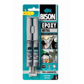 Bison līme EPOXY METAL (24ml), 1585925