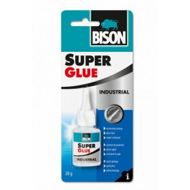 Bison līme SUPER GLUE INDUSTRY (20g), 6301793
