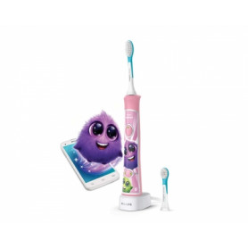Philips electric toothbrush HX6352/42 Sonicare, for kids, with bluetooth