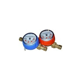 Water counter B-Meter 3/4, Qn2.5, 90degC, for apartment