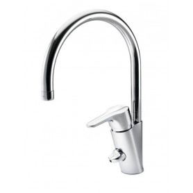 Gustavsberg Nautic kitchen mixer high with switch GB41204096