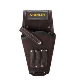 Stanley leather tool bag, for drill, STST1-80118