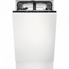 Electrolux build-in dishwasher EES42210L, 45cm, white