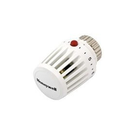 Honeywell termostata galva Thera-100 balts