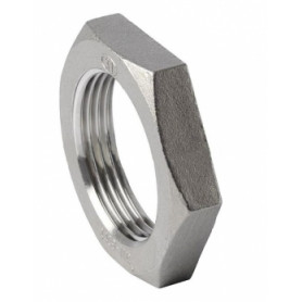 NT stainless steel threaded connection nut 3/4