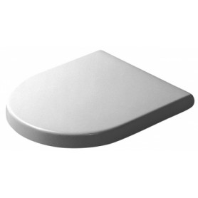 Duravit WC toilet seat Starck3, soft close, 63890000