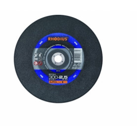 Rhodius rotary tool cutting disc ST34 350x2.5x25.40, for steel stationary cutting