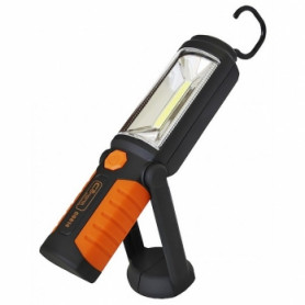 Corona battery lamp 3W, 5LED 3.7VLi, with magnet