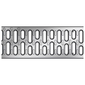 ACO Multiline rainwater channel cover grille A15 12640