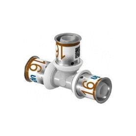 Uponor S-Press PLUS trejgabals PPSU 20-20-16 1039951
