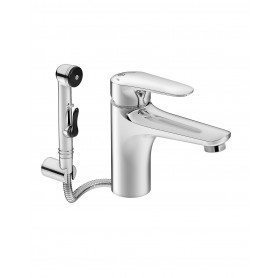 Gustavsberg Washbasin mixer w. hands, Metic GB41213861