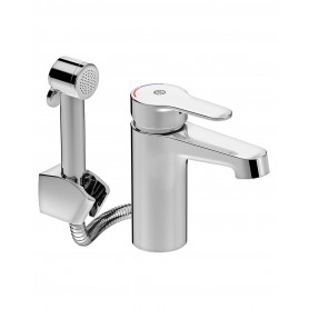Gustavsberg Washbasin mixer with handshower Nordic³ GB41213461