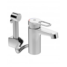 Gustavsberg Washbasin mixer with handshower Skandic GB41213561