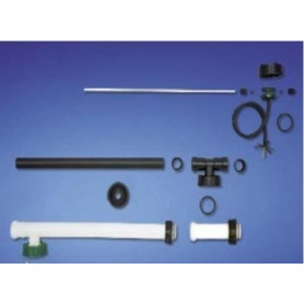 Roth row liquid boiler fuel tank transition kit RS 780mm, for DWT 750/1000/1500L