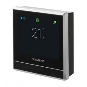 Siemens Wifi thermostat RDS110, iOS, Android
