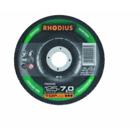 Rhodius coarse grinding disc RS66 125x7.0x22.23