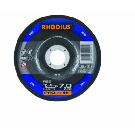 Rhodius coarse grinding disc RS2 115x7.0x22.23