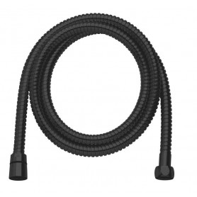 7665261 Shower hose Matt Black