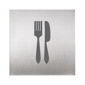 Sanela SLZN 44U pictogram, fork and knife