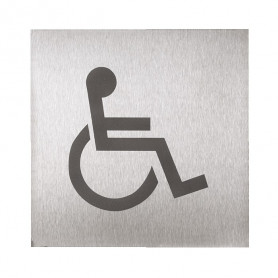 Sanela SLZN 44AC pictogram, toilet for disabled
