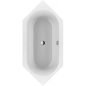 Villeroy&Boch vanna Loop Friends Oval Duo 2050x900 Hexa