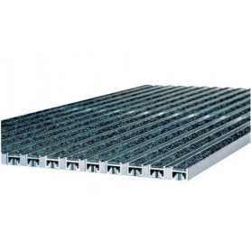 ACO doormat with rips surface 1000x500