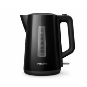 Philips electric kettle HD9318/20, 1,7L, black