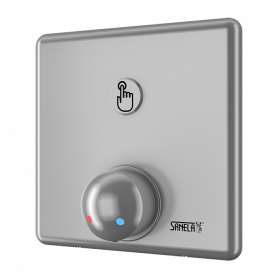 Sanela SLZA 20PH Shower control with piezo button - for cold and hot water, water temperature regulation by mixer