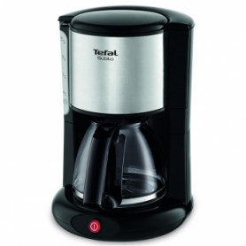 Tefal CM360830 filter coffee machine Subito, black/ silver