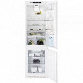 Electrolux build-in refrigerator ENT8TE18S with inner freezer, 177.2cm, white