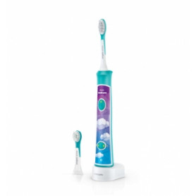 Philips children electric toothbrush HX6322/04 Sonicare, 3+, with bluetooth, 8 changable designs