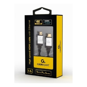 Gembird Select Series Plus HDMI Male - HDMI Male 1m Durable