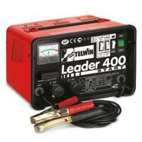 Telwin car battery charger 807551 Leader 400