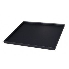 Harvia Drip tray 385x435 floor, black, SAA00101