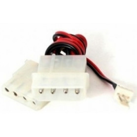 Gembird Internal power adapter cable for 12 V cooling fan
