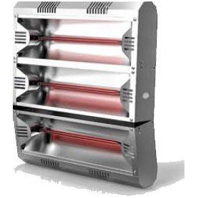 MO-EL infrared heater for large areas Hathor 793LG, 6000W