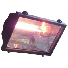 MO-EL industrial infrared heater Glassfront 778, 1300W