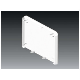 Kopos end cover PK 90x55, for D cable protection channels