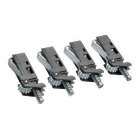Hager plasterboard assembly kit, for Volta series switchboard cabinets, 4pcs
